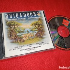 CDs de Música: BRIGADOON BSO OST MUSICAL LERNER&LOEWE LONDON SINFONIETTA MCGLINN CD 1992 EMI UK. Lote 210440602