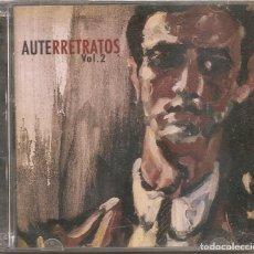 CDs de Música: AUTE - AUTERRETRATOS VOL. 2 - VARIOS (DOBLE CD DIGIPACK, ARIOLA RECORDS PRECINTADO). Lote 210447875
