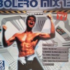 CDs de Música: VA - BOLERO MIX 12 - 2XCD (1995). Lote 210473345