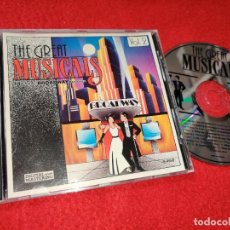 CDs de Música: THE GREAT MUSICALS VOL.2 14 ALL TIME BROADWAY FAVORITES BSO OST MUSICAL CD CANADA. Lote 210473661