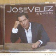 CDs de Música: JOSE VELEZ (... DE 5 ESTRELLAS) CD 2010. Lote 210473822