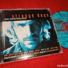 CDs de Música: STRANGE DAYS BSO OST CD 1995 EU TRICKY+JULIETTE LEWIS+SKUNK ANANSIE+STRANGE FRUIT+PETER GABRIEL++. Lote 210474568