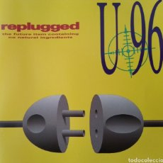 CDs de Música: U96 - REPLUGGED - CD (1993). Lote 210475140