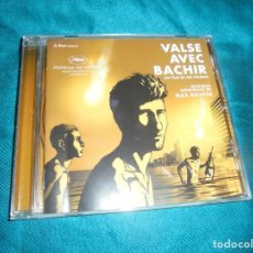 CDs de Música: VALSE AVEC BACHIR. MAX RICHTER. BSO,. FRANCIA, 2008. CD. IMPECABLE. (#). Lote 210478475