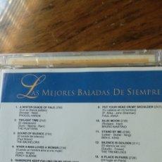 CDs de Música: LAS MEJORES BALADAS. Lote 210484828