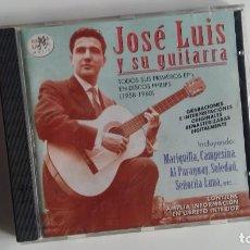 CDs de Música: (SEVILLA) CD - JOSE LUIS Y SU GUITARRA. Lote 210484855