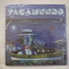 CDs de Música: SANTIAGO AUSERÓN CON LA ORQUESTA SINFÓNICA DE LA REGIÓN DE MURCIA - VAGABUNDO - CD 2018 PRECINTADO. Lote 210489581
