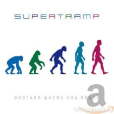 CDs de Música: SUPERTRAMP - BROTHER WHERE YOU BOUND (RMST) - (CD NUEVO). Lote 210500698