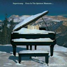 CDs de Música: SUPERTRAMP - EVEN IN THE QUIETEST MOMENTS - (CD NUEVO). Lote 210500732