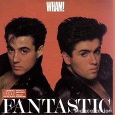 CDs de Música: WHAM! - FANTASTIC - (CD NUEVO). Lote 210505603