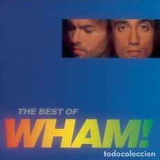 CDs de Música: WHAM! - BEST OF WHAM! - (CD NUEVO). Lote 210508712