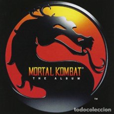 CDs de Música: MORTAL KOMBAT - ALBUM (CD NUEVO). Lote 210515533