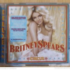 CDs de Música: BRITNEY SPEARS (CIRCUS) CD + DVD DELUXE EDITION 2008. Lote 210518885