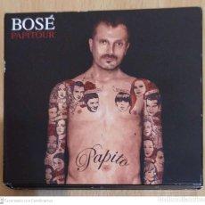 CDs de Música: MIGUEL BOSE (PAPITOUR) CD + DVD 2007 LAS VENTAS - ANA TORROJA, ALASKA, BIMBA BOSE, LEONOR WALTING. Lote 210521031