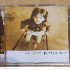 CDs de Música: LOS LUNES (QUE QUEDAN) CD 1998. Lote 210521382