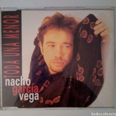 CDs de Música: NACHO GARCÍA VEGA. TODA UNA MENOR. Lote 210521741