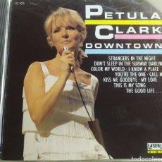 CDs de Música: PETULA CLARK / DOWNTOWN / CD ORIGINAL. Lote 210533757