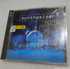 CDs de Música: SYNTHSATION - SYNTHESIZER HITS. 2 CD. Lote 210544753