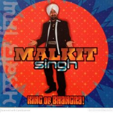 CDs de Música: MALKIT SINGH 'KING OF BHANGRA'. Lote 210548476