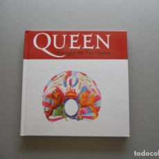 CDs de Música: QUEEN ‎– A NIGHT AT THE OPERA CD ALBUM BOOK REEDICIÓN NM/NM COMO NUEVO (VER FOTOS). Lote 210561192