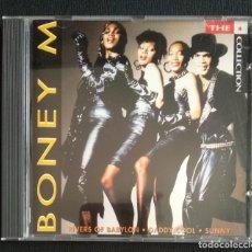 CDs de Música: RAREZA CD 1991 BONEY M ARIOLA MÜNCHEN BMG. Lote 210562535