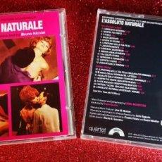 CDs de Música: ENNIO MORRICONE – L'ASSOLUTO NATURALE. Lote 210564230
