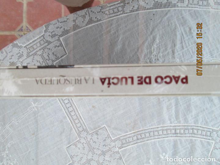 CDs de Música: PACO DE LUCIA , LA BUSQUEDA - 2 CD &DVD PRECINTADO - DOCUMENTAL CURRO SANCHEZ - Foto 2 - 210581056