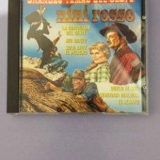 CDs de Música: NINI ROSSO, GRANDES TEMAS DEL OESTE. Lote 210581197