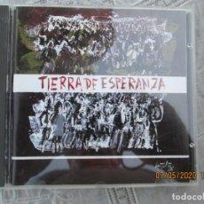 CDs de Música: ANTONIO URBAN RUGER - EL POLA- TIERRA DE ESPERANZA -CD FLAMENCO AYUNTAMIENTO CAÑADA DEL ROSAL. Lote 210584828