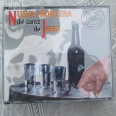 CDs de Música: NUEVA FRONTERA DEL CANTE DE JEREZ - 2 CD FLAMENCO .1999 - LIBRETO. Lote 210586476