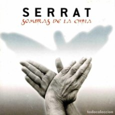CDs de Música: SERRAT - SOMBRAS DE LA CHINA. CD. Lote 210587183