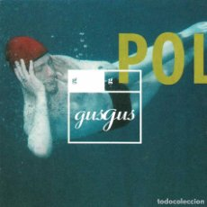 CDs de Música: GUSGUS - POLYDISTORTION. CD. Lote 210589530