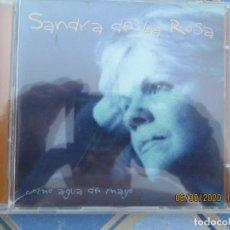 CDs de Música: SANDRA DE LA ROSA , COMO AGUA DE MAYO CD ALFAYSAN PRODUCCIONES -AÑO 1997- PRECINTADO. Lote 210594201