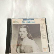 CDs de Música: SARA MONTIEL LO MEJOR. Lote 210594545