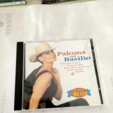 CDs de Música: PALOMA SAN BASILIO SIMPLEMENTE LO MEJOR. Lote 210595316
