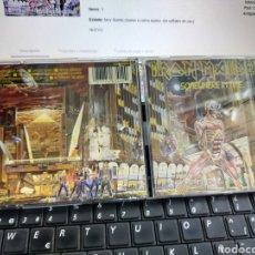 CDs de Música: IRON MAIDEN CD SOMEWHERE IN TIME 1986 U.K.. Lote 210602047