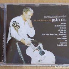 CDs de Música: JOAO GIL (PERDIDAMENTE - AS MELHORES JOAO GIL) CD 2001. Lote 210602106