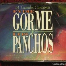 CDs de Música: EYDIE GORME Y LOS PANCHOS (24 GRANDES CANCIONES) 2 CD'S 1993. Lote 210603718