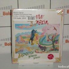 CDs de Música: MANOLO GARCÍA ACÚSTICO, ACÚSTICO, ACÚSTICO CARPETA - 2 CDS + 2 DVDS + PASES DE GIRA. Lote 210604803