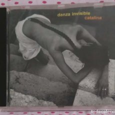 CDs de Música: DANZA INVISIBLE (CATALINA) CD 1990. Lote 210605983