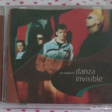 CDs de Música: DANZA INVISIBLE (EN EQUILIBRIO) CD 1998. Lote 210606062