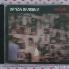 CDs de Música: DANZA INVISIBLE (BAZAR) CD 1991. Lote 210606221