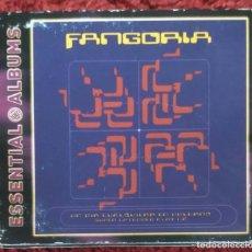 CDs de Música: FANGORIA (UN DIA CUALQUIERA EN VULCANO - SUPER EXTENDED PLAY 1.0) CD 2008 - ALASKA. Lote 210606458