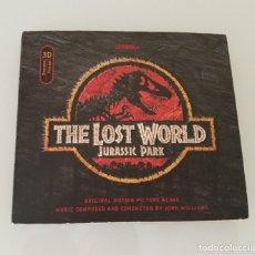 CDs de Música: THE LOST WORLD BSO CD - J. WILLIAMS. Lote 210606942