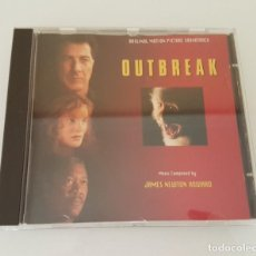 CDs de Música: OUTBREAK ( ESTALLIDO) BSO. Lote 210607345
