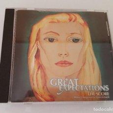 CDs de Música: GREAT EXPECTATIONS (GRANDES ESPERANZAS) CD. Lote 210607612