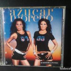 CDs de Música: AZUCAR MORENO - UNICAS - CD ALBUM 2001. Lote 210609428