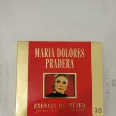 CD de Música: MARIA DOLORES PRADERA 3 CDS. Lote 210609533