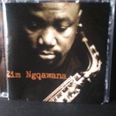 CDs de Música: ZIM NGQAWANA ZIMOLIGY CD ALBUM 1998. Lote 210610138