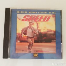 CDs de Música: SPEED MARK MANCINA CD. Lote 210612933